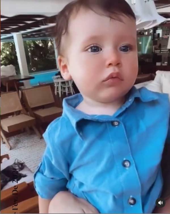 O bebê de Giovanna Ewbank com Bruno Gagliasso
