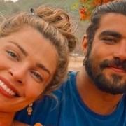 Grazi Massafera respondeu sobre uma gravidez de Caio Castro