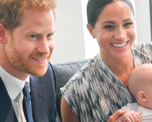 Meghan Markle e Harry terão mais um bebê