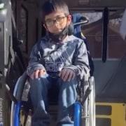 Michael Martinez é um menino que se tornou um herói para a família