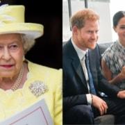 Rainha Elizabeth II deu um presente diferente pro filho do príncipe Harry