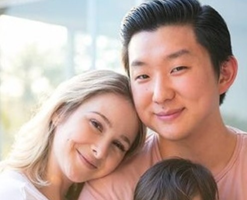 Sammy contou se está grávida de Pyong Lee