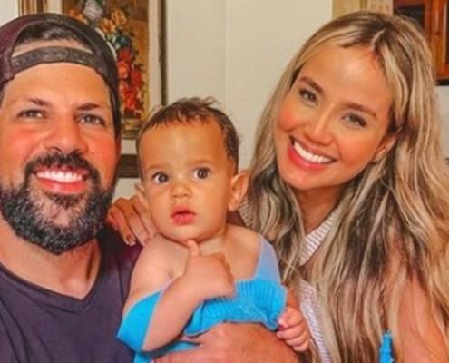 Biah Rodrigues deu a entender que está grávida de Sorocaba
