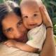 Camilla Camargo mostrou o filho com a irmã recém-nascida