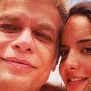 Fábio Assunção fez um ensaio gestante com a esposa