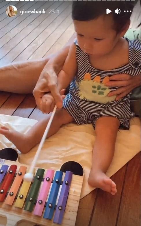 Bebê de Giovanna Ewbank e Bruno Gagliasso