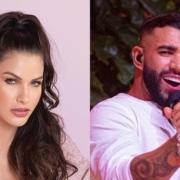 Andressa Suita fez primeira aparição com Gusttavo Lima nas suas redes sociais