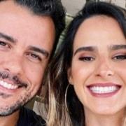 Joaquim Lopes encantou ao mostrar o enxoval das filhas gêmeas