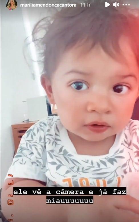 O bebê de Marília Mendonça e Murilo Huff