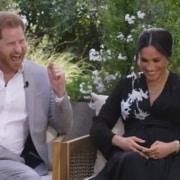 Meghan Markle e príncipe Harry falaram sobre seu bebê