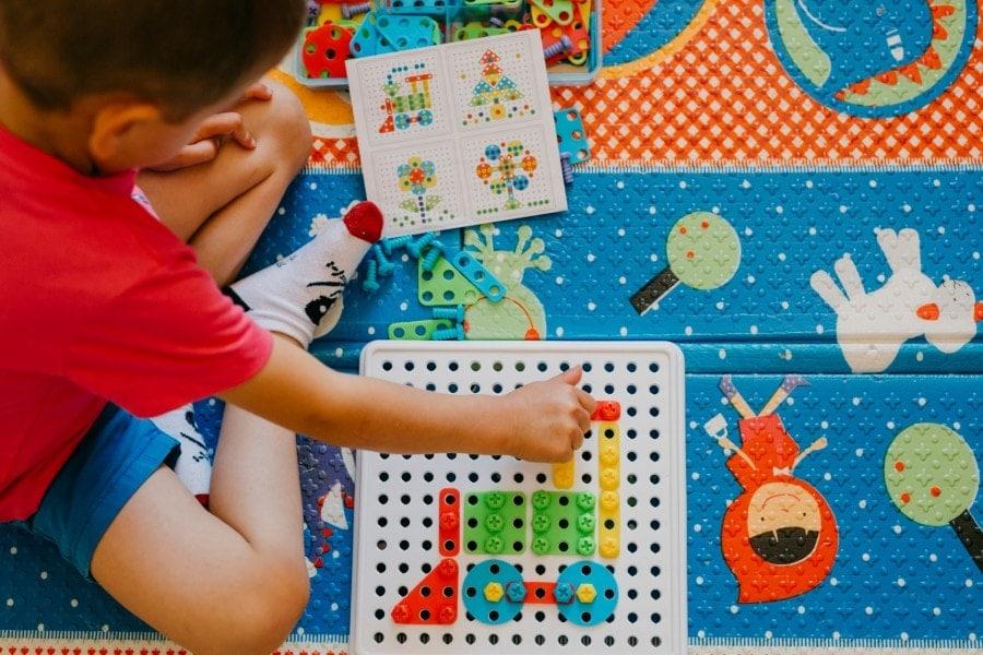 É possível estimular a psicomotricidade infantil através do lúdico