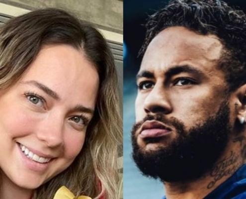 Carol Dantas mostrou o filho com Neymar no novo lar