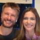 Fernanda Lima e Rodrigo Hilbert posaram com o filho