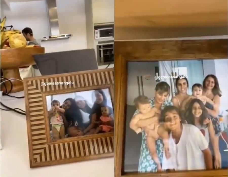 Fotos inéditas das gêmeas de Ivete Sangalo