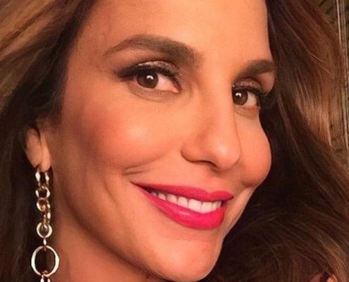 Ivete Sangalo encantou com fotos inéditas de suas filhas