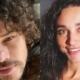 José Loreto fez rara aparição com sua filha com Débora Nascimento