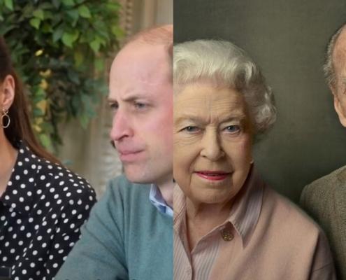Kate Middleton revelou linda homenagem para príncipe Philip