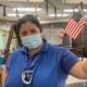 O vídeo dos alunos homenageando a funcionária viralizou