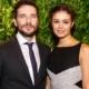 Sophie Charlotte e Daniel de Oliveira fizeram rara aparição em família