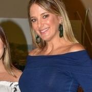 Ticiane Pinheiro lembrou da sua gestação ao lado de Thaeme também grávida