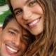 Filha de Cauã Reymond encantou em um registro que Mariana Goldfarb revelou