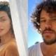 Filha de José Loreto e Débora Nascimento surgiu em foto rara