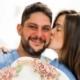 Nasceu a bebê de Jorge, dupla de Mateus, com Rachel Boscatti