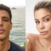 Cauã Reymond fez uma declaração encantadora a filha com Grazi Massafera