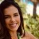 Mariana Rios surgiu com sua sobrinha recém-nascida