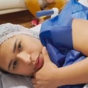 Simone falou da decisão de retirar o útero