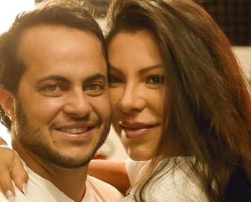 Thammy Miranda e Andressa Ferreira mostraram nascimento