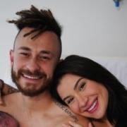 Nasceu o filho de Bianca Andrade e Fred