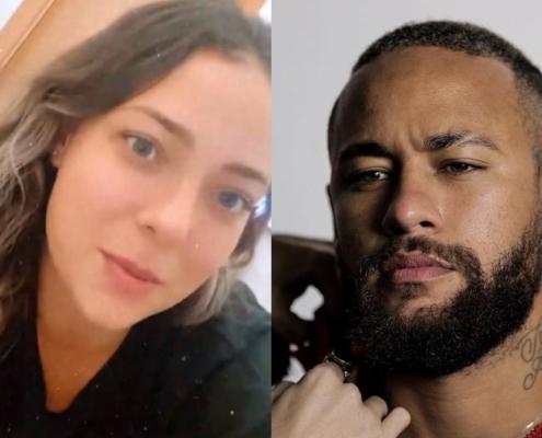 Carol Dantas contou que seu filho com Neymar foi acampar