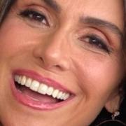 Giovanna Antonelli encantou ao fazer uma rara aparição com as filhas