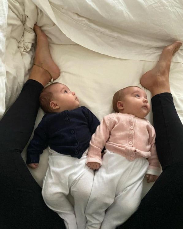 As duas filhas do ator Joaquim Lopes