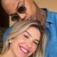 Léo Santana e Lorena Improta mostraram a sua bebê