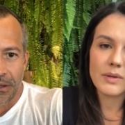 Malvino Salvador e Kyra Gracie desabafaram sobre seu filho