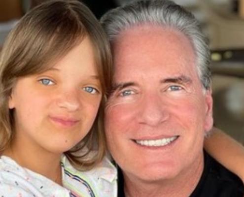 Roberto Justus preparou um aniversário para sua filha