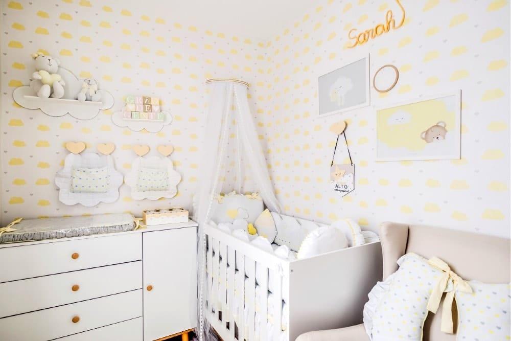 Sabrina Sato fez este quarto para a filha da babá da pequena Zoe