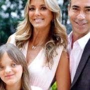 Ticiane Pinheiro mostrou o lindo aniversário de sua filha