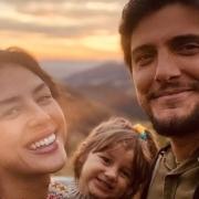 Yanna Lavigne e Bruno Gissoni esperam mais um filho