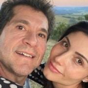 Daniel e a esposa estão grávidos pela terceira vez