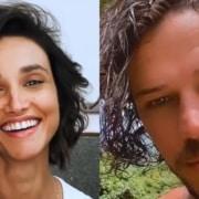 Débora Nascimento mostrou um ensaio ainda grávida com José Loreto