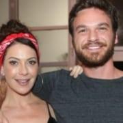 Emilio Dantas e Fabiula Nascimento vão ser pais de gêmeos