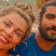 Grazi Massafera apareceu com sua filha depois do término com Caio Castro