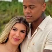 Léo Santana e Lorena Improta mostraram ensaio gestante