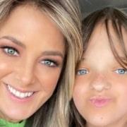 Ticiane Pinheiro encantou ao mostrar sua filha como daminha de honra