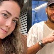 Carol Dantas mostrou o filho com Neymar junto no primeiro dia de aula