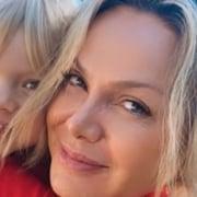Eliana comemorou o aniversário da filha, a pequena Manuela