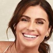 Giovanna Antonelli posou com suas gêmeas idênticas e encantou